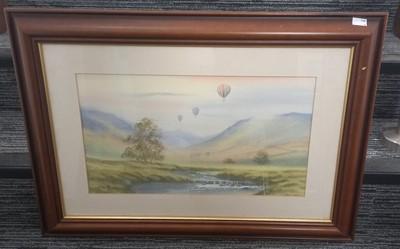 Lot 77 - Nick GRANT, 'Goyt Valley, Derbyshire,...