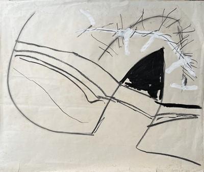 Lot 68 - Trevor BELL (1930-2017) Untitled Mixed media...