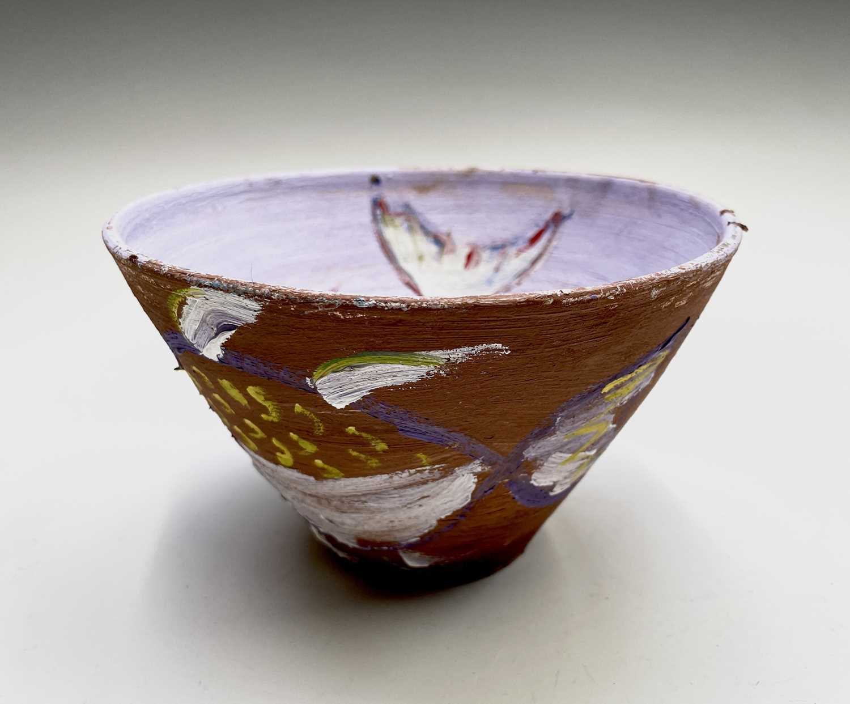 Lot 345 - Simeon STAFFORD (1956) Fish Bowl A painted...