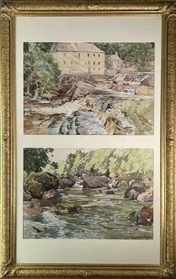 Lot 340 - Samuel John Lamorna BIRCH (1869-1955) Lamorna...