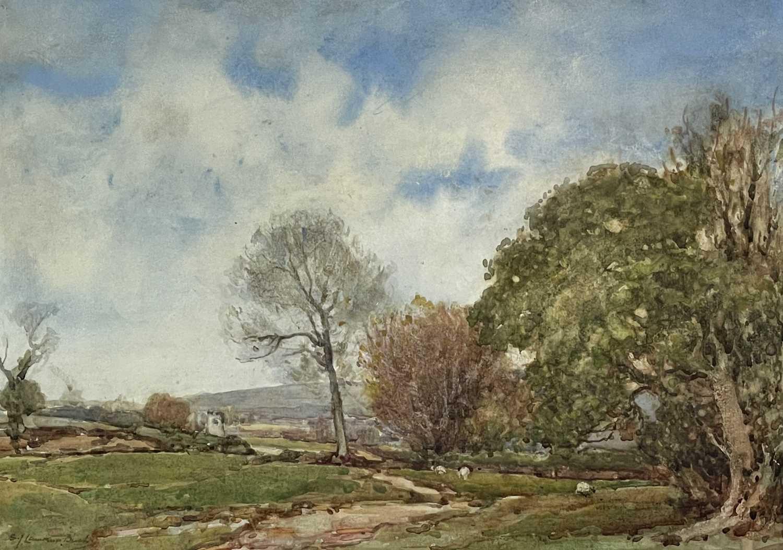 Lot 397 - Samuel John LAMORNA-BIRCH (1869-1955) A May...