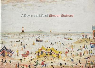 Lot 349 - Simeon STAFFORD (1956) St Michael's Mount...