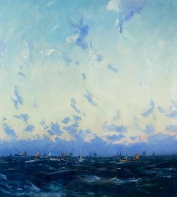 Lot 27 - Robert JONES (1943) Mackerel Fleet - Dawn II...