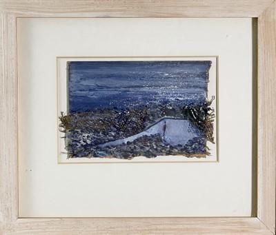 Lot 6 - Kurt JACKSON (1961) The Pool at Cape Cornwall...