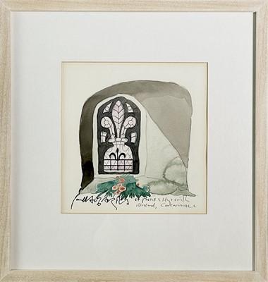 Lot 1095 - Paul HOGARTH (1917-2001) St Protus & Hyacinth -...