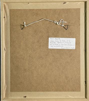 Lot 1096 - Paul HOGARTH (1917-2001) Celtic Cross, St...
