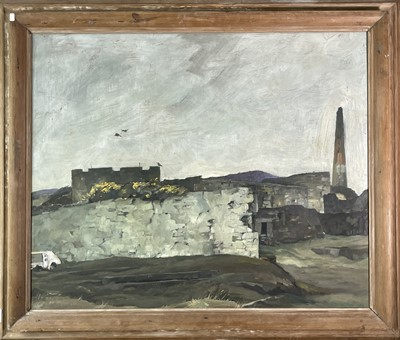 Lot 1003 - Alec WILES (1924) Old Cornish Mine Workings...