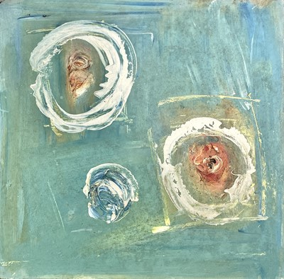 Lot 1019 - Alec WILES (1924) Three untitled contemporary...