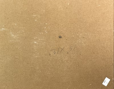 Lot 1028 - Alec WILES (1924) Five Still Lives Oil on...