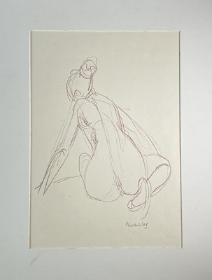 Lot 1032 - Alec WILES (1924) Various works including prints