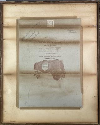 Lot 356 - John WHITE(1851-1933) Home From Sea, Polperro...