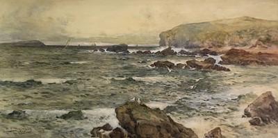 Lot 405 - Joseph Hughes CLAYTON (act.1891-1929) Distant...