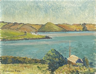 Lot 48 - Elizabeth Lamorna KERR (1905-1990) Coastal...