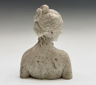 Lot 1079 - Alec WILES (1924) Female Portrait Six sculptures