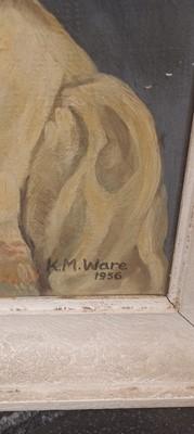 Lot 10 - KM Ware, three middle of the century original...
