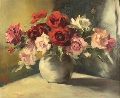 Lot 14-Margaret Ida Elizabeth PULLAN (1907-2000) Still...