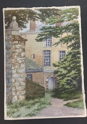 Lot 15 - William A. MARTIN (1899-1988) Ennys House,...