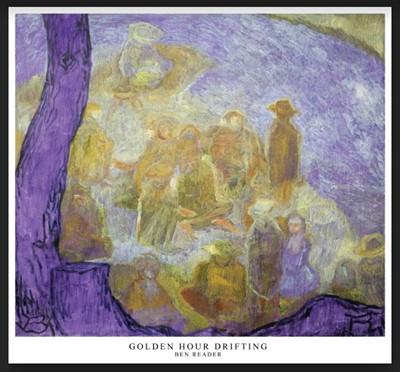 Lot 38 - Ben READER 'Golden Hour Drifting' Fine art...