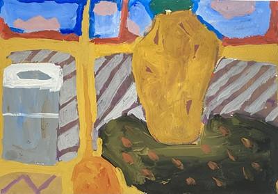 Lot 13 - Jack WATSON Pattern Landscape in New Land...