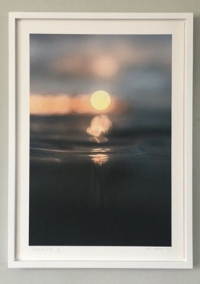 Lot 15 - Nick PUMPHREY 'Spaven Mor' Photographic print...
