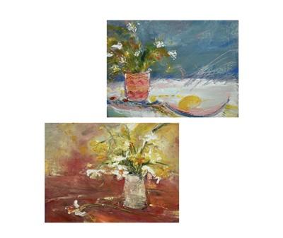 Lot 32 - Maggie O'BRIEN 'Lemon Yellow' & 'Flowers for...