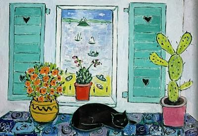 Lot 3 - Joan GILLCHREST (1918-2008) Still Life with...