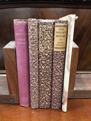 Lot 19 - David Garnett, The old dovecote Woburn books...