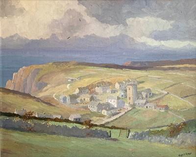 Lot 53 - Hugh E. RIDGE (1899-1976) Autumn Scene - The...