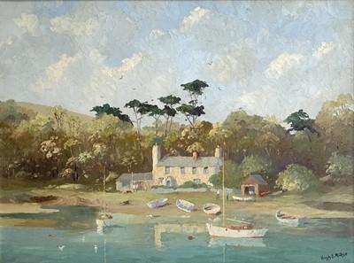 Lot 54 - Hugh E. RIDGE (1899-1976) St Anthony in...