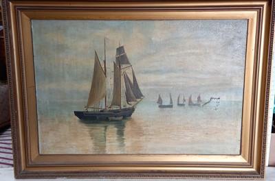 Lot 5 - A 19th century provincial English School Prize...