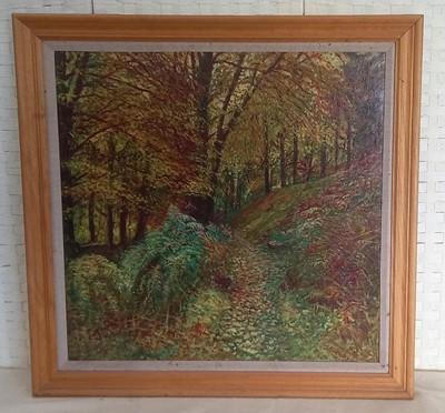 Lot 22 - Victor BRAMLEY (1934-2014), 'Path Through The...