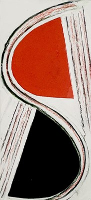 Lot 56 - Terry FROST (1915-2003) Swing Rhythm - Red,...