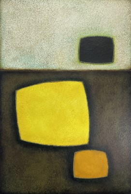 Lot 68 - Terry WHYBROW (1932-2020) Painting 61 Oil on...