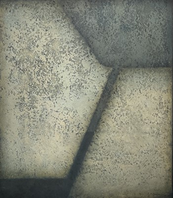 Lot 63 - Terry WHYBROW (1932-2020) Painting 123 Hayle...