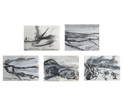 Lot 74 - Dick GILBERT (1935 - 2008) A quantity of works...