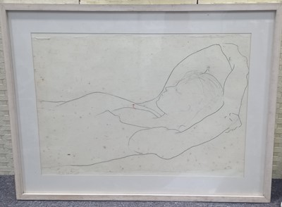 Lot 50 - Sheila OLINER (1930-2020) Reclining Figure...