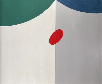 Lot 88 - Roy CONN (1931-2018) Untitled Oil on canvas...