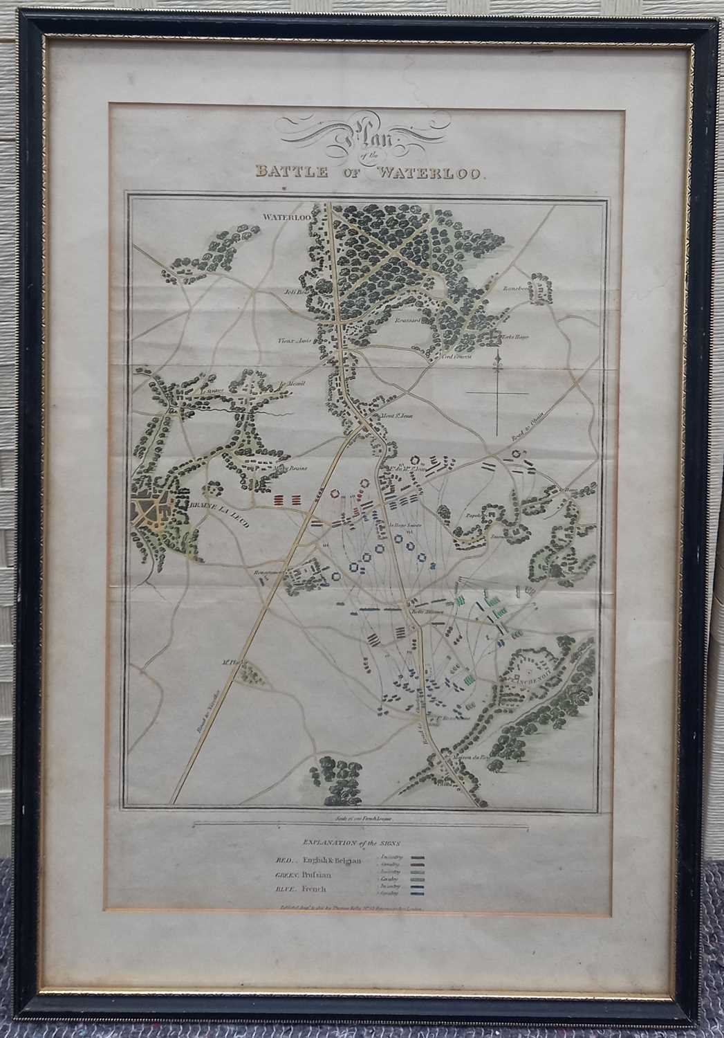 Lot 11 - Thomas KELLY, An early 19th century engraving...