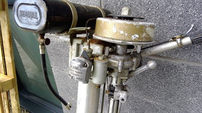 Lot 1 - Outboard motor Classic British seagull,...