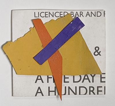 Lot 57 - Sandra BLOW (1925-2006) Untitled Mixed...