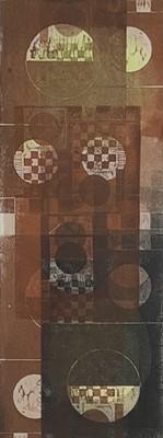 Lot 79 - John WELLS (1907-2000) Print Composition...
