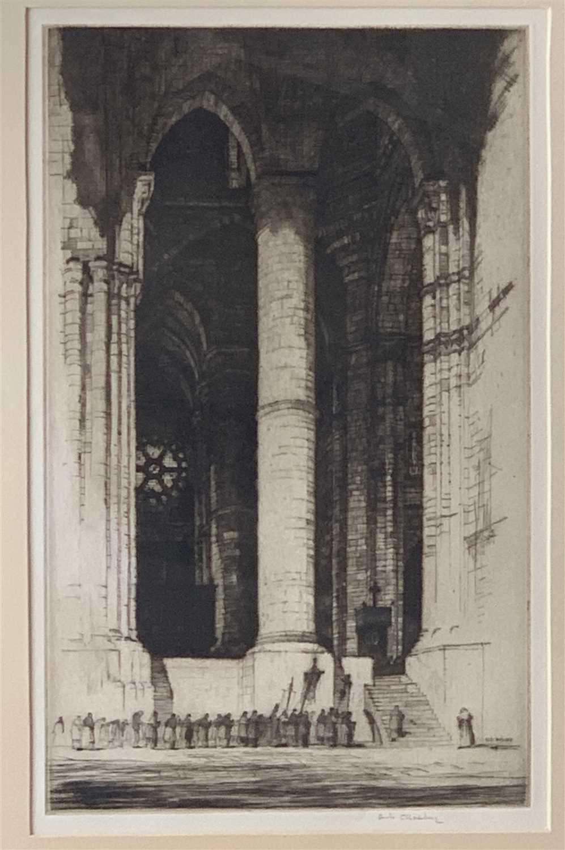 Lot 19-Louis Conrad ROSENBERG (1890-1983)