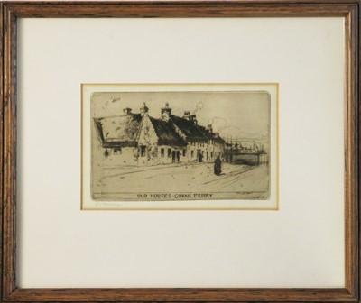 Lot 21-David Young CAMERON (1865-1945)