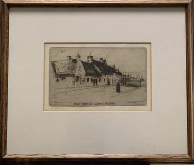 Lot 23 - Everett Longley WARNER (1877-1963)