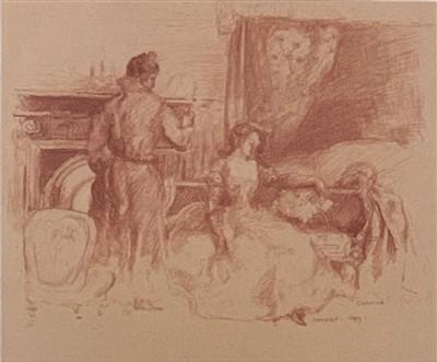 Lot 30-Charles Edward CONDER (1868-1909)