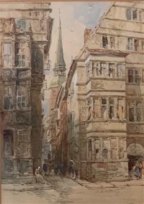Lot 38-Sir Ernest GEORGE (1839-1922)