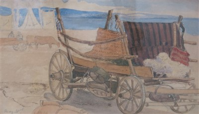 Lot 39-Arthur GLENNIE (1803-1890)