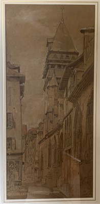 Lot 40-Thomas Matthew ROOKE (1842-1942)