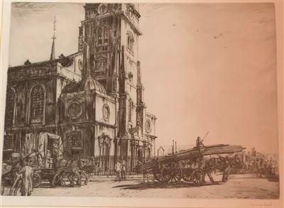 Lot 42-Francis H DODD (1874-1949)