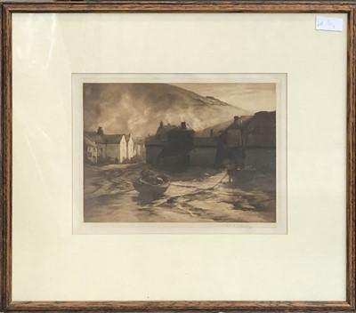 Lot 8-Ian STRANG (1886-1952)